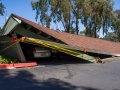 Carport Damage